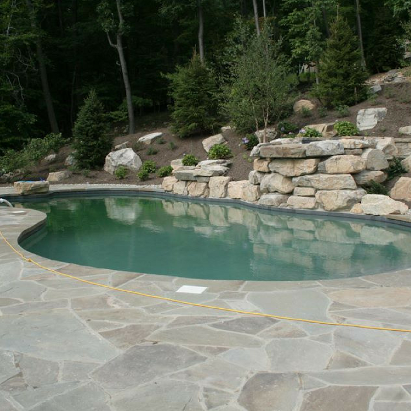 Design Your Own Exterior: Create Your Own Stone Paradise.