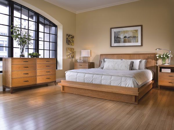 Stickley Metropolitan Bedroom Collection With Tribeca Platform Bed Furniture Contemporary Bedroom Furniture Home
