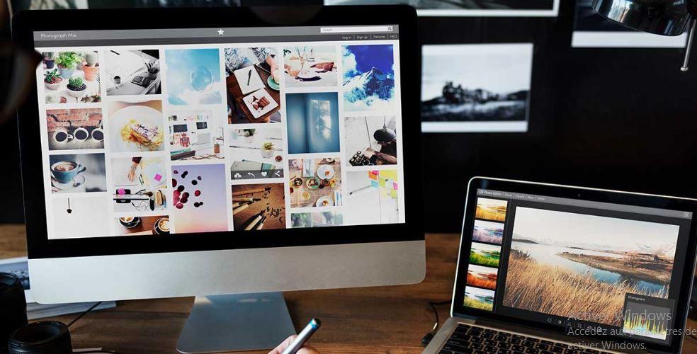 اكثر من موقع يعطيك الصور بدون حقوق ملكية ومتاح لادسنس ومقبول Imac Electronic Products Tablet