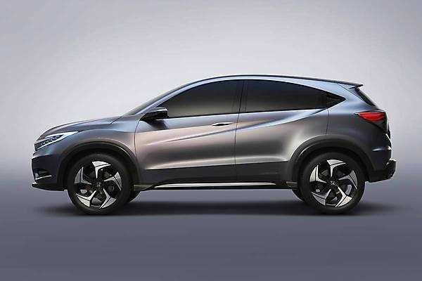 2018 2019 Honda Urban Suv Concept A New Crossover From 2018 2019