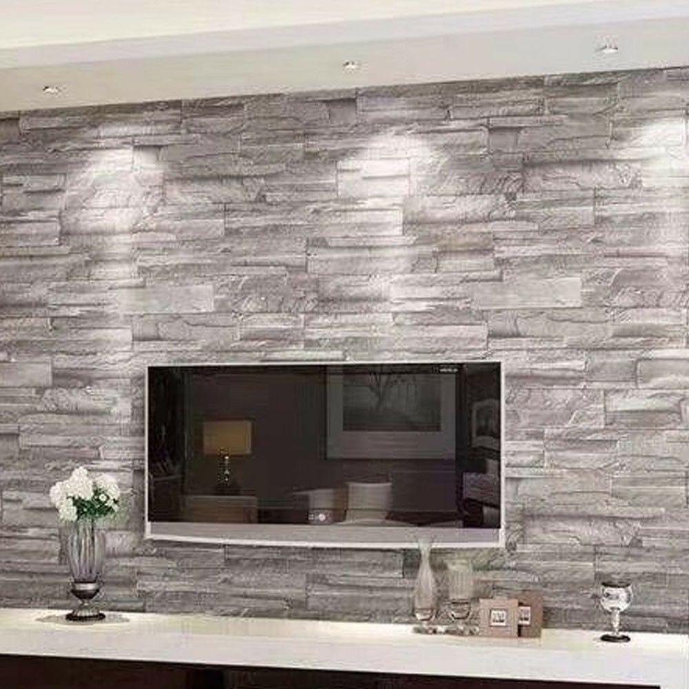 Mur Effet Brique Blanche Épinglé par audrey gravel sur mur de pierre   papier peint