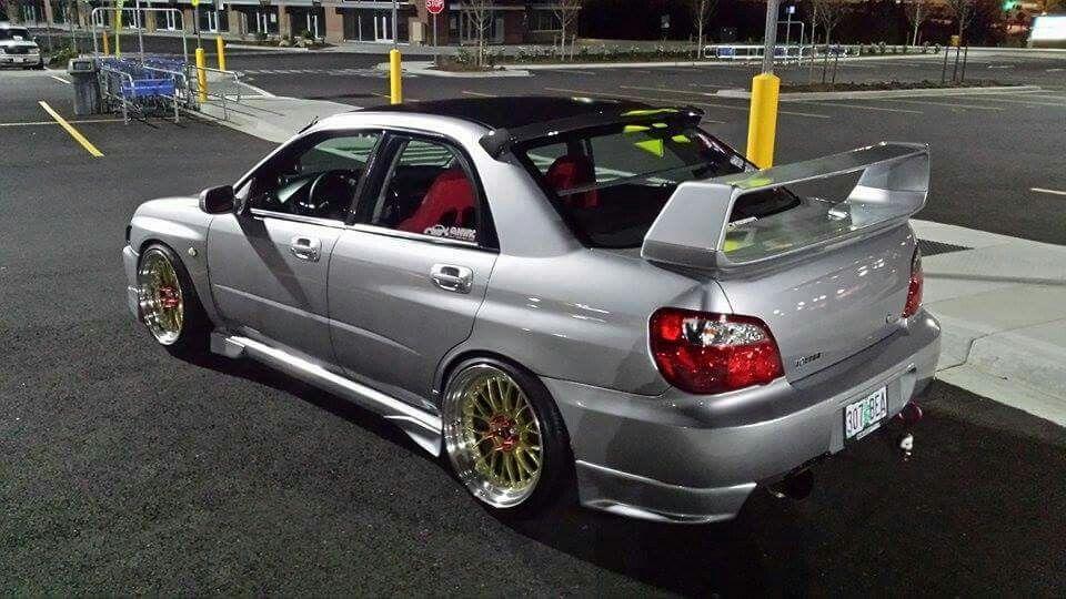 Impreza Subaru Subaru Sti Subaru Wrx Sti