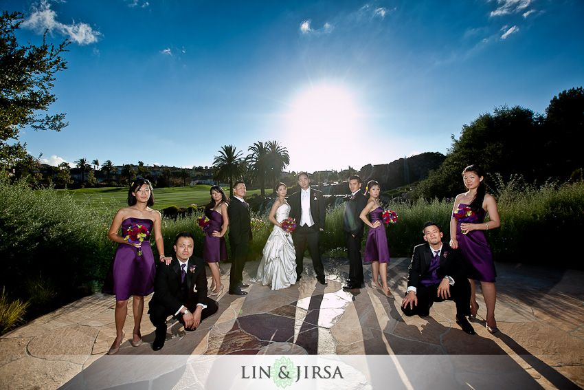 Silver Creek Valley Country Club San Jose Wedding
