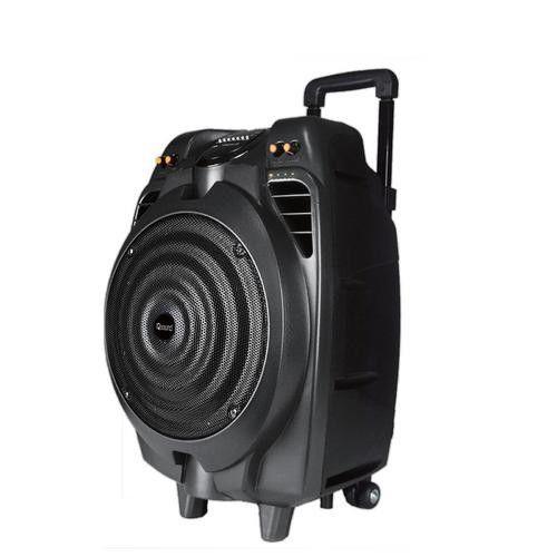 "10"" Portable Bluetooth DJ Speaker"