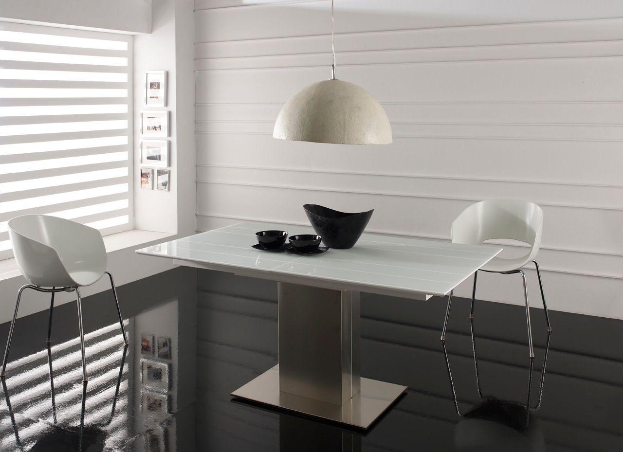Mesa comedor moderna elegante valencia cocina pinterest for Mesa de comedor elegante lamentable