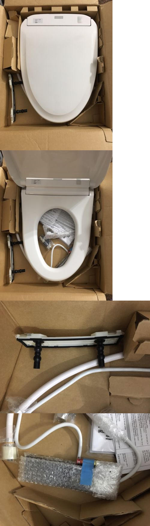 Bidets and Toilet Attachments 101405: Toto Washlet S300e -> BUY IT ...