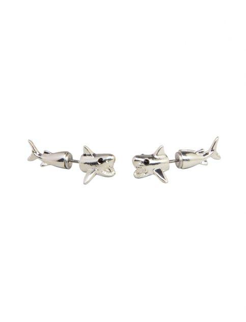 Shark Week earrings...  Front Back Earrings | Girls Jewelry Accessories | Shop Justice