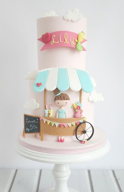 Pinned For Inspiration See Others That Baking Girl Zrich Sweet Cakes Cute