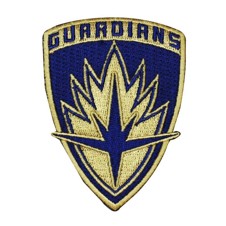 Marvel Guardians Of The Galaxy Logo Patch Disney Emblem Badge Iron On Applique In 2021 Disney Patches Guardians Of The Galaxy Iron On Patches
