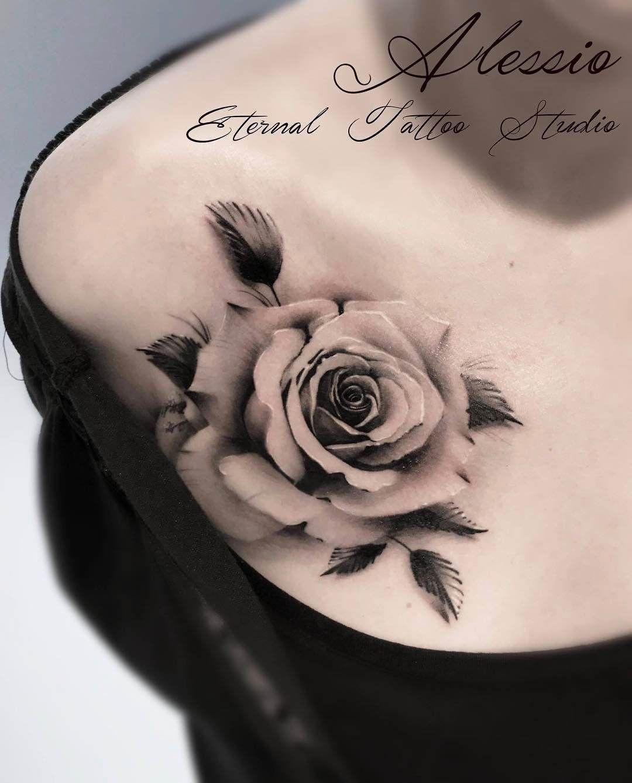 tattoo femeninos Květinové tetování, Tetování ramene