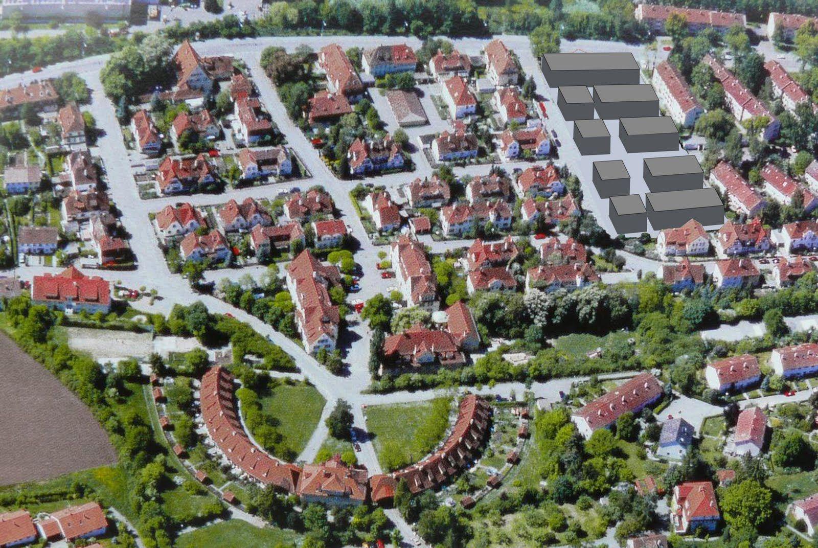 Theodor Fischer Arbeitersiedlung Gmindersdorf Reutlingen 1903 1915 Www Tess Tirol Baugeschichte Architektur Siedlung