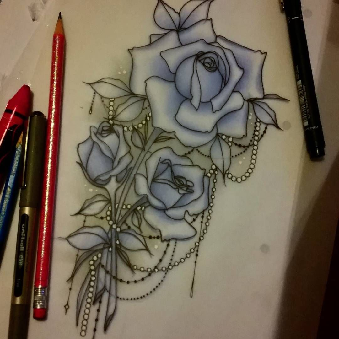 Girly Tattoo Sketches