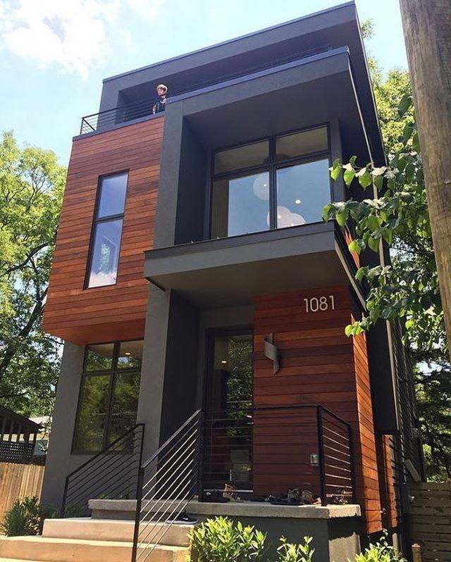 the sanders modern house by architect jordache k location atlanta