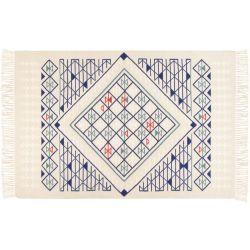 habitat design juju le tapis plat tiss en laine inspir par les motifs aztques - Tapis Habitat