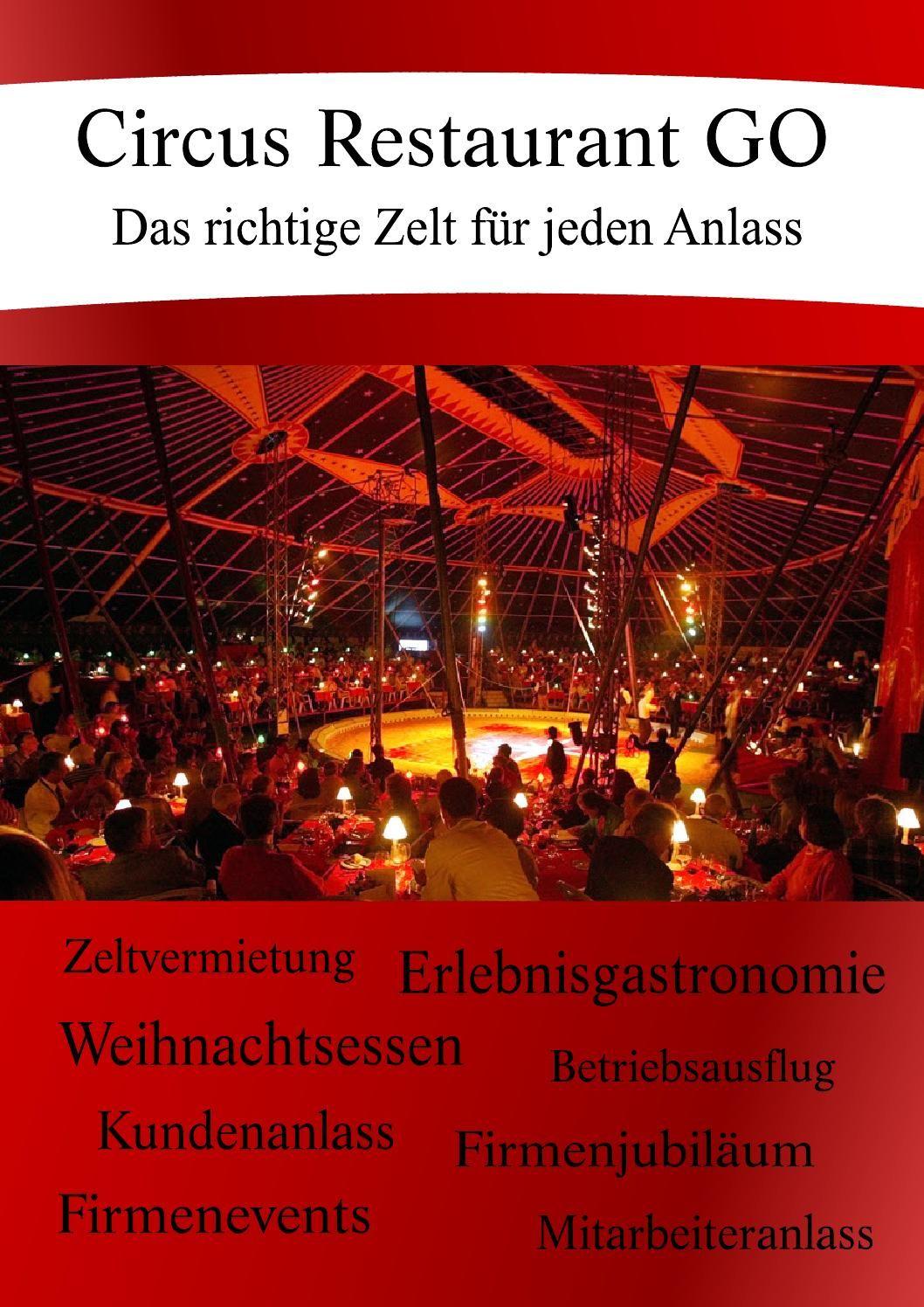 Restaurant Weihnachtsessen.Circus Restaurant Go Circus Restaurant Restaurant Decor Und