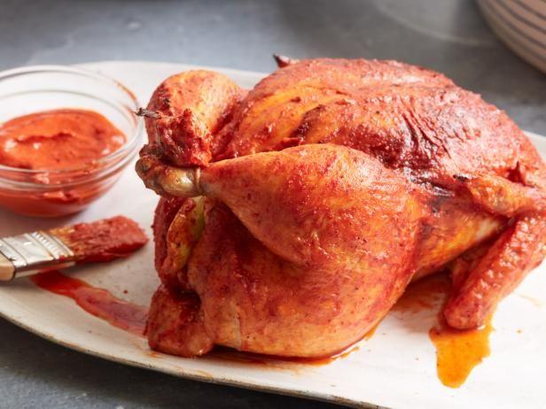 Moroccan Harissa Roast Chicken Recipe Roast Chicken Recipes