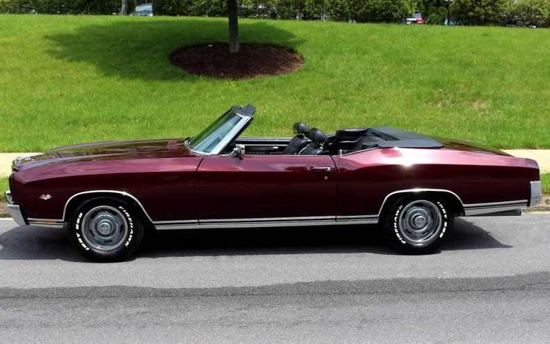 1970 Chevrolet Monte Carlo | 1970 Chevrolet Monte Carlo For Sale To Buy or Purch…
