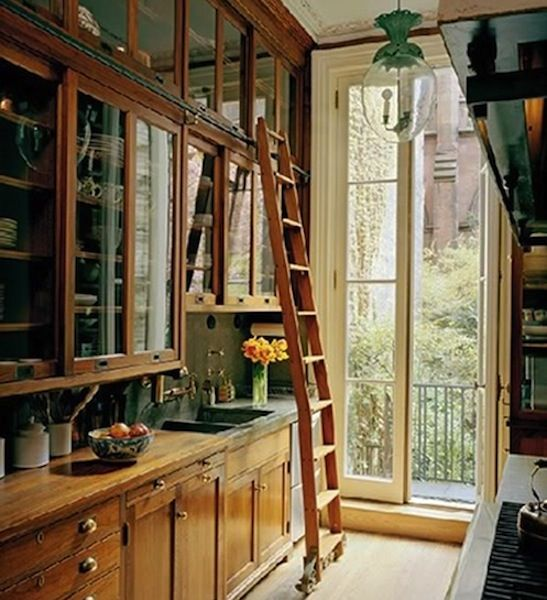 Kitchen design inspiration for our DIY kitchen remodel. | Victorian ...