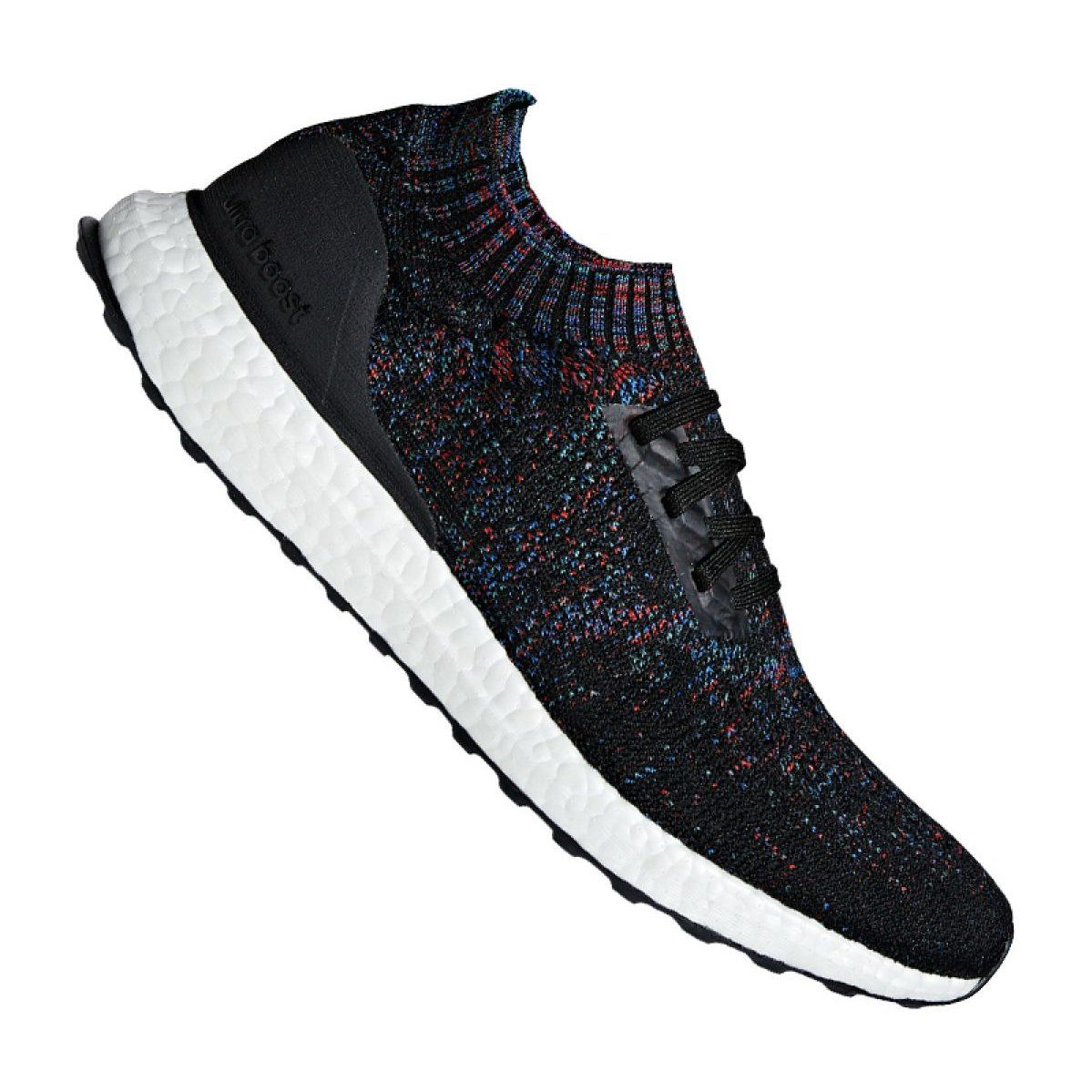 Buty Adidas Ultraboost Uncaged M B37692 Czarne Adidas Ultra Boost Ultraboost Uncaged Neutral Running Shoes