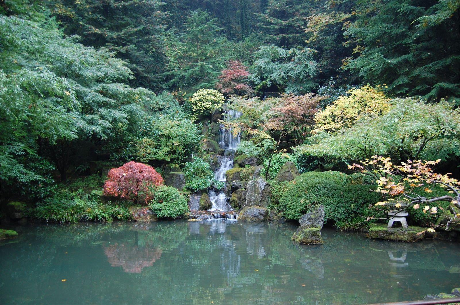 Washington Park Portland (includes Portland Japanese
