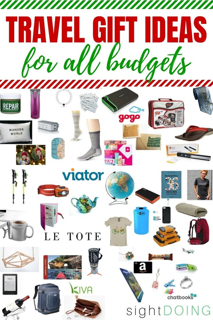 Awesome Gifts for Travelers (2019) – What They Actually Want! #cheapgiftideas