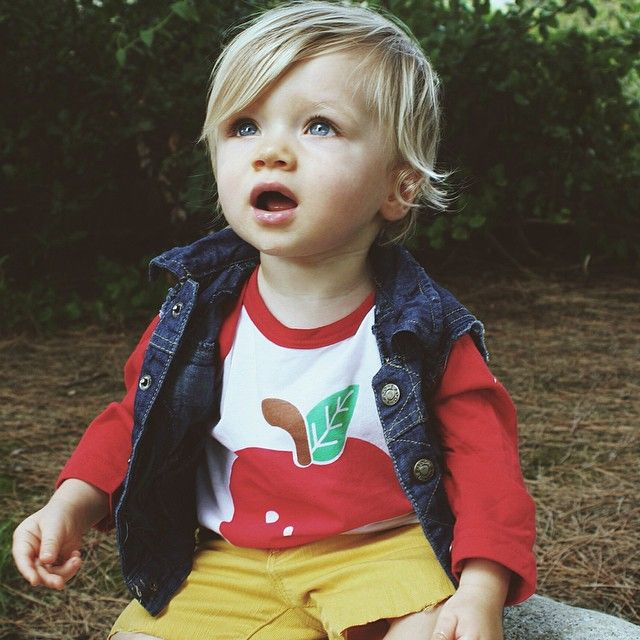Baby Boy Hairstyles, Baby Haircut, Baby