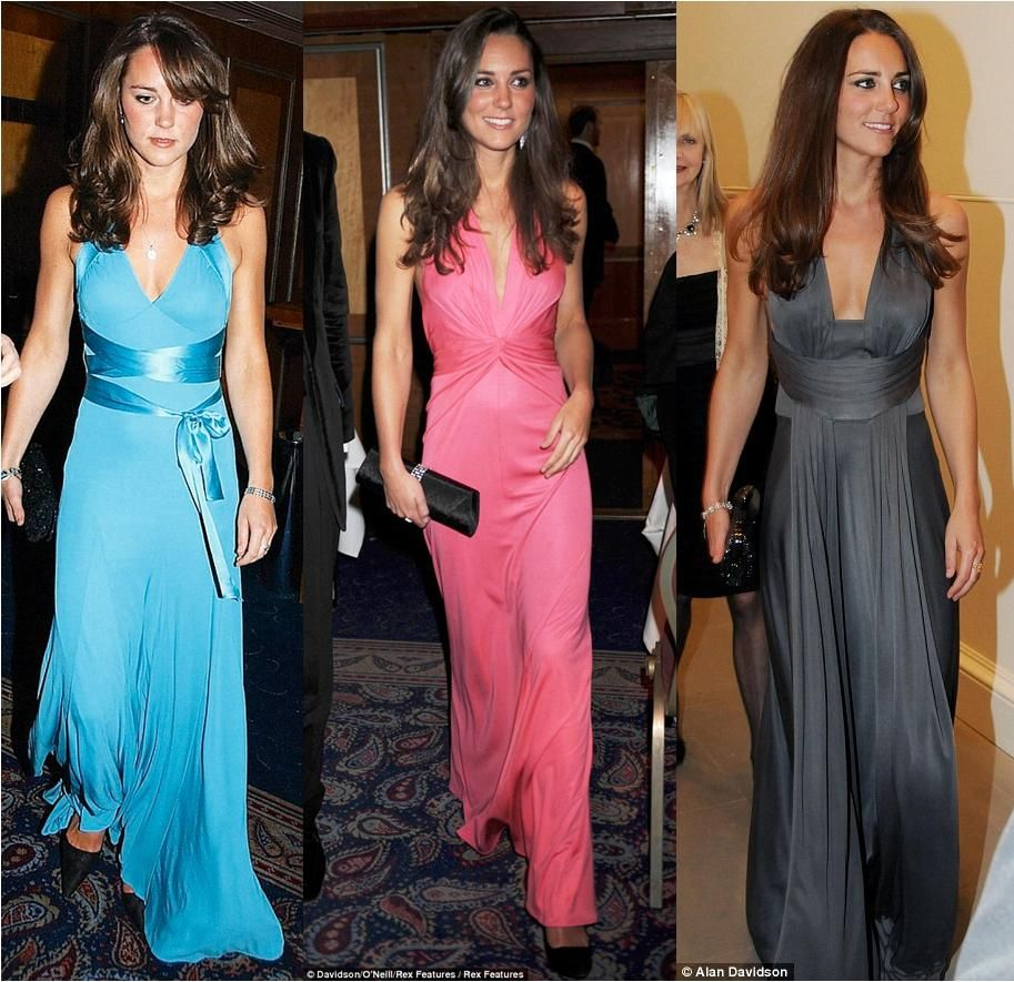 pictures of kate middleton\'s gowns | Style Speculation: Catherine ...