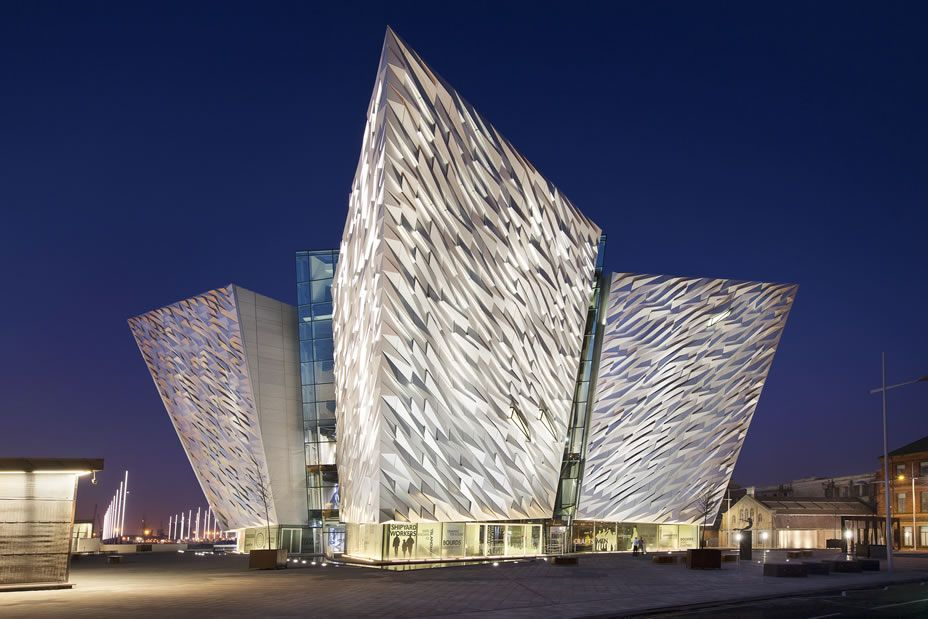 Photograph by Titanic Belfast