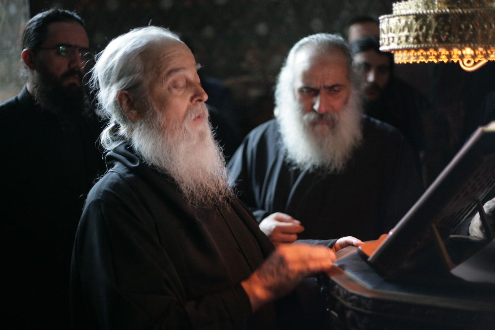 Say the prayer, say the Jesus prayer and that'll bring you into such a good state that however much you think about it, you can't think about it. ~Elder Ephraim of Katounakia