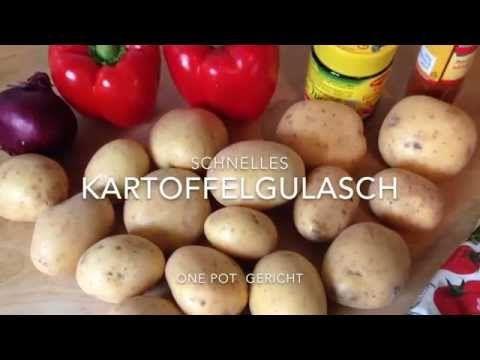 "Rezept #7: ""One-Pot"" - Kartoffelgulasch   Mom´s Blog"