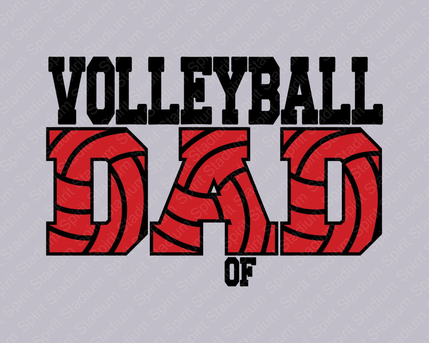 Custom Volleyball Dad Shirt W Name Volleyball Shirt Team Dad Shirt Volleyball Dad T Shirt