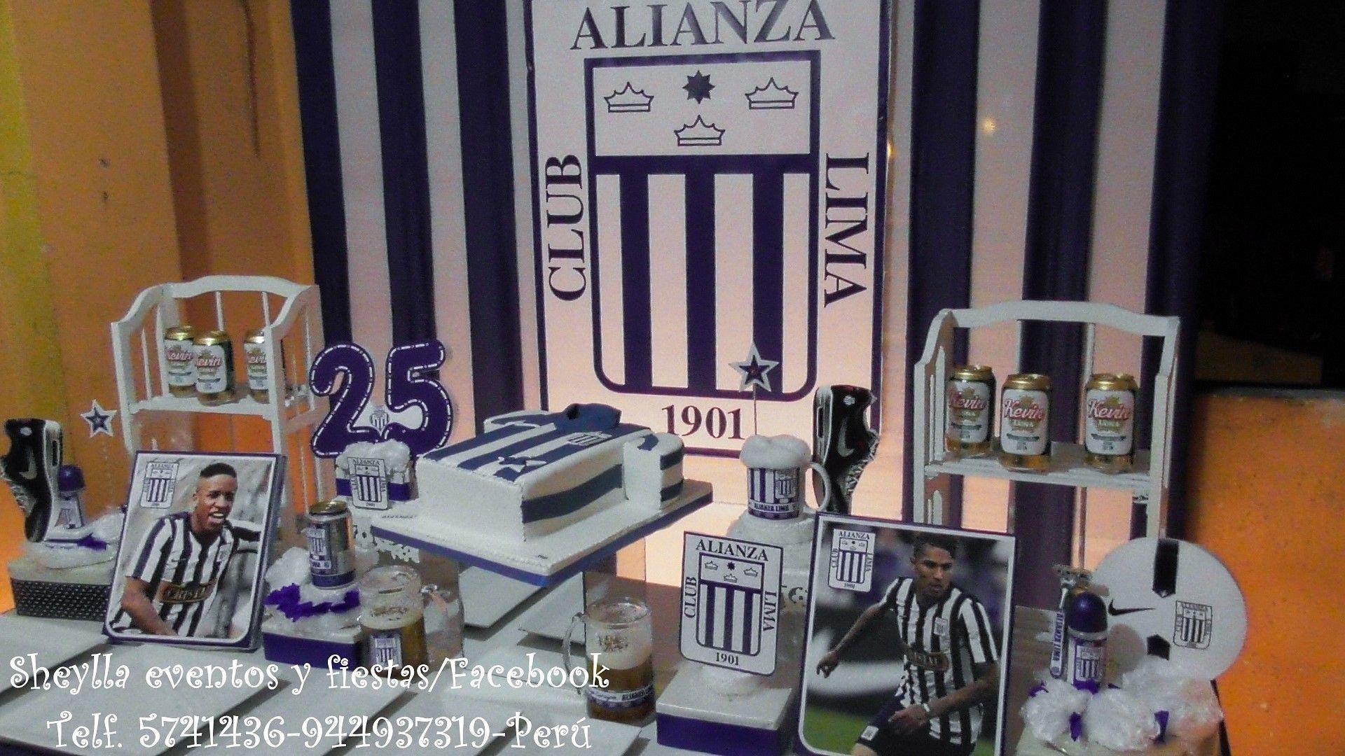 presentación de mesa temática del club Alianza Lima, con Farfan y ...