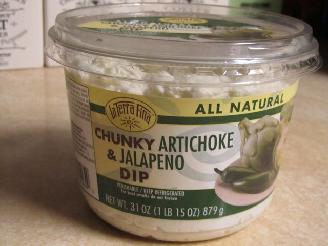La Terra Fina Natural Jalapeno And Artichoke Dip Featured In