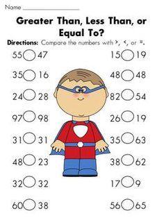 Swinging Superhero Math Worksheet for Grade 4 | Free & Printable ...