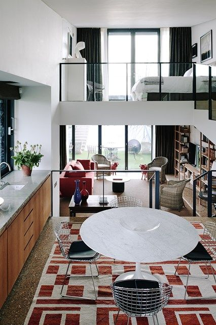 Kitchen Diner - Flint House Small space design, Open plan and