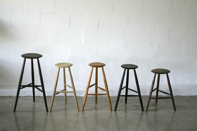Wood Design 3 Leg Stool Tall Stools Stool Three