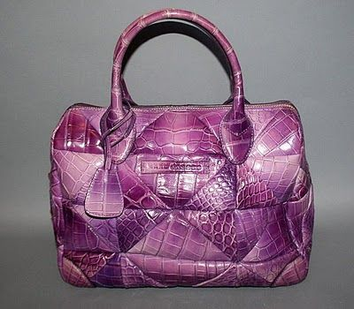 5. Carolyn Crocodile Handbag by Marc Jacobs -  30 c20b2c3b4e7da