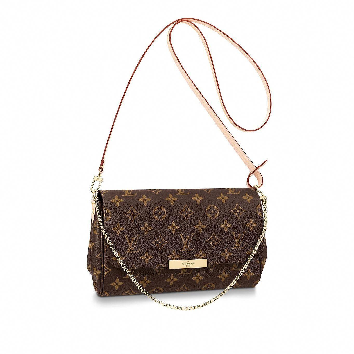 ac48e16bf10 View 1 - Monogram HANDBAGS Cross Body Bags Favorite MM   Louis Vuitton ®   Louisvuittonhandbags