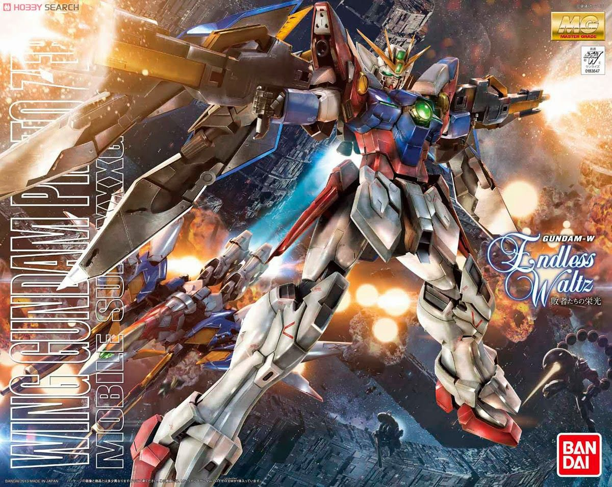 14+ Wing Gundam Zero Version Ew 1100 Master Grade You Will Like