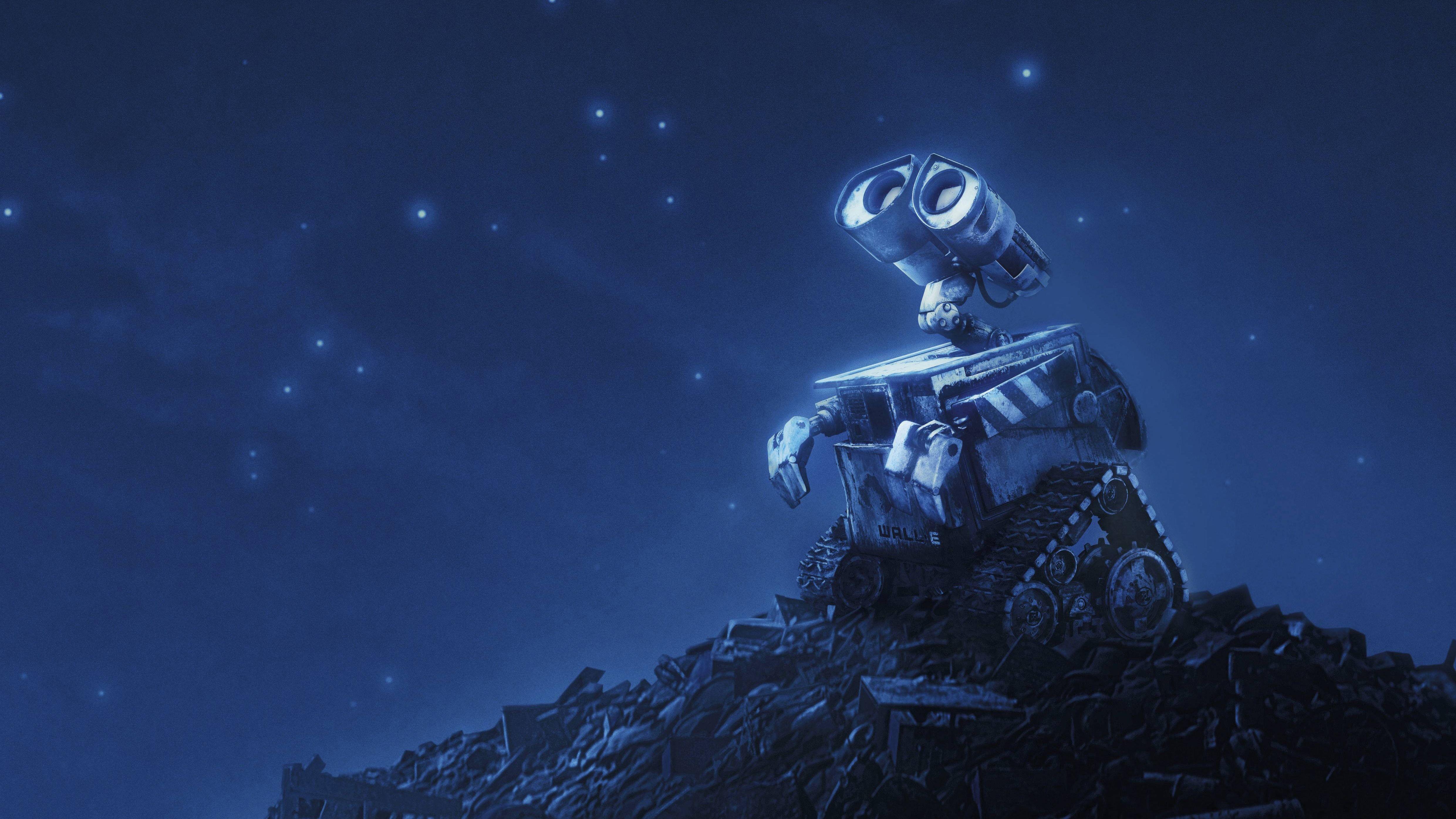 How To Give Robot Characters Life Wall E Wall E Movie Wall E Animation Movie