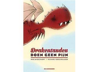 fantastisch leesboek 'Drakentanden doen geen pijn' De Eenhoorn | kinderen-shop Kleine Zebra