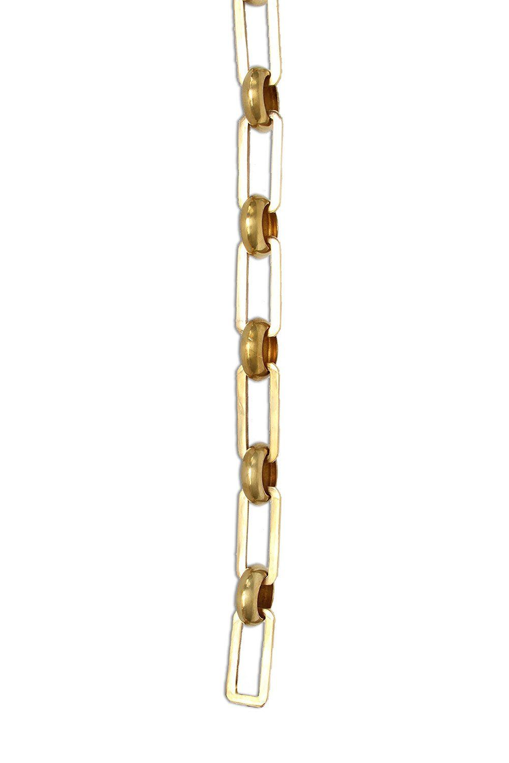 Chain 19 Rectangle Rounded Chandelier
