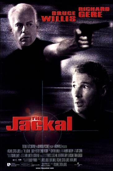 The Jackal Chacal 1997 Peliculas Cine Peliculas Carteles