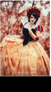 - Kostüm ausgefallene | Schneewittchen cosplay, Disney ...