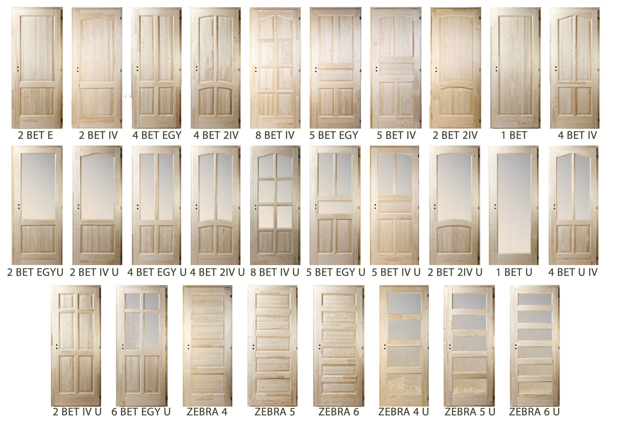Production of wooden and plastic windows and front doors in Miskolc. BELT …