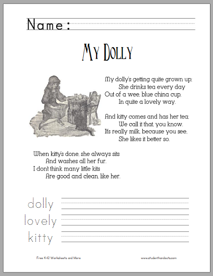 43+ Lovely poetic terms worksheet Most Effective