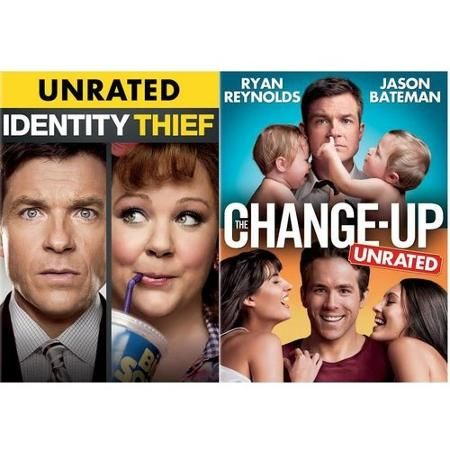 Identity Thief Rated Unrated The Change Up Rated Unrated