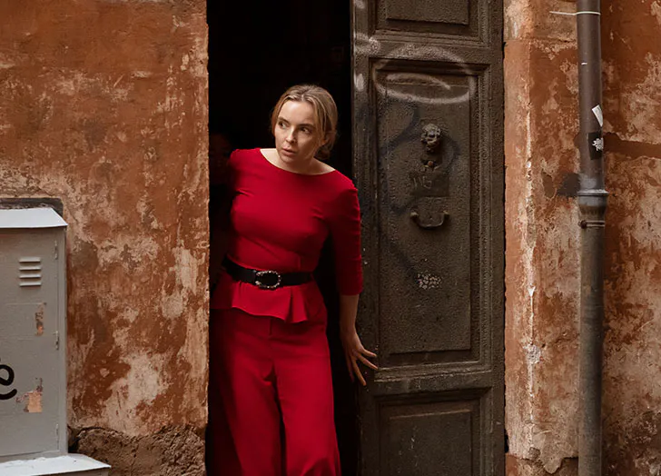 Pin On Villanelle Outfits