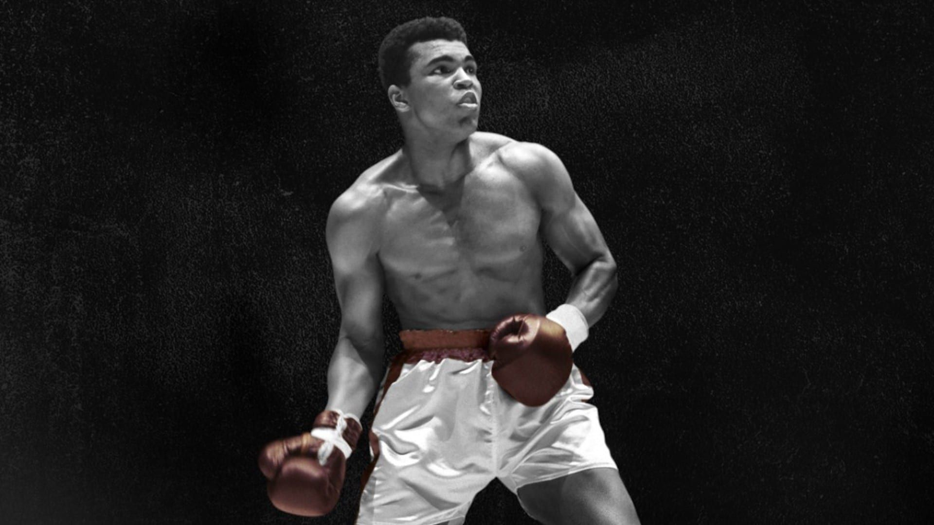 Float like a butterfly, sting like a bee. Rest In Peace