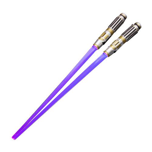 Star Wars Mace Windu Light Up Chopsticks Entertainment Earth Mace Windu Star Wars Lightsaber Hilt